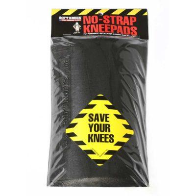 SoftKnees No-Strap Knee Pads