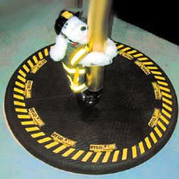 ErgoLand Fire Pole Landing Mat