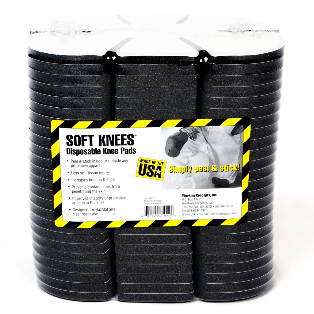 SoftKnees Disposable Knee Pads